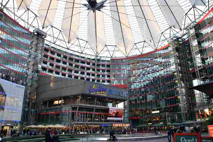 Kino CineStar im Sony Center