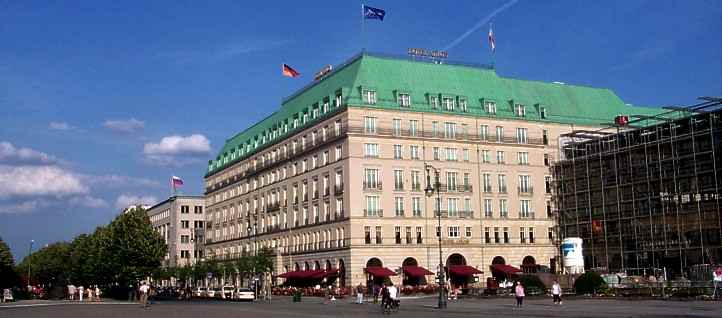Hotel Adlon am Pariserplatz
